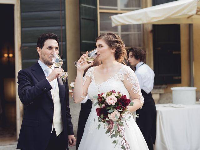 Il matrimonio di Alessandro e Marina a Valeggio sul Mincio, Verona 47