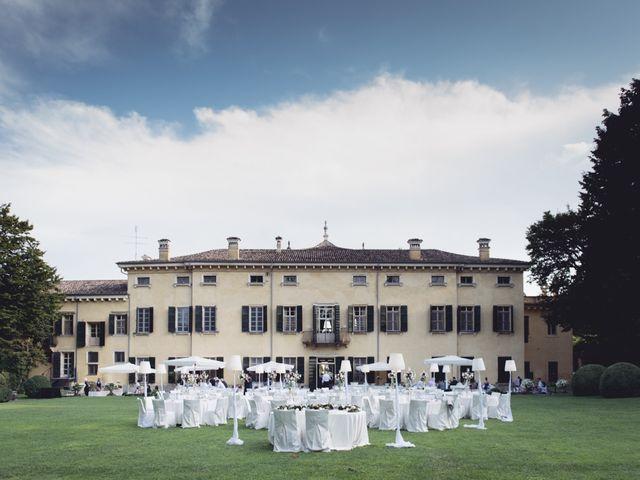 Il matrimonio di Alessandro e Marina a Valeggio sul Mincio, Verona 50