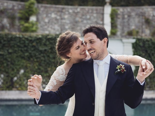 Il matrimonio di Alessandro e Marina a Valeggio sul Mincio, Verona 58
