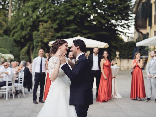 Il matrimonio di Alessandro e Marina a Valeggio sul Mincio, Verona 63