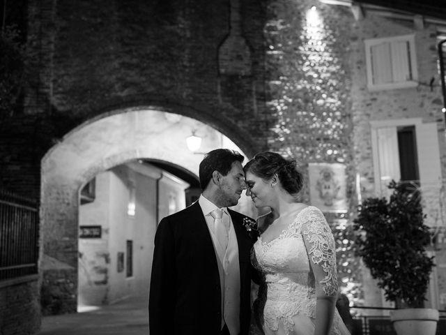 Il matrimonio di Alessandro e Marina a Valeggio sul Mincio, Verona 78
