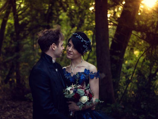 Le nozze di Giada e Sergio