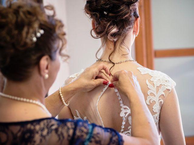 Il matrimonio di Samuele e Valentina a Fauglia, Pisa 8