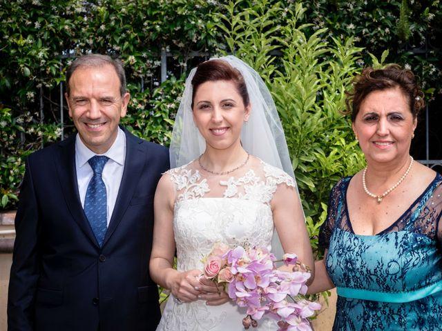 Il matrimonio di Samuele e Valentina a Fauglia, Pisa 11