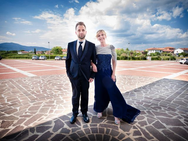 Il matrimonio di Samuele e Valentina a Fauglia, Pisa 22