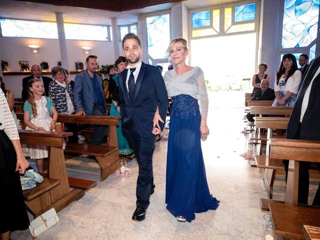 Il matrimonio di Samuele e Valentina a Fauglia, Pisa 23