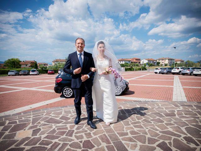 Il matrimonio di Samuele e Valentina a Fauglia, Pisa 24