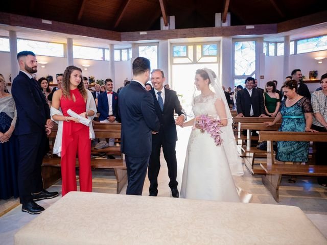 Il matrimonio di Samuele e Valentina a Fauglia, Pisa 25