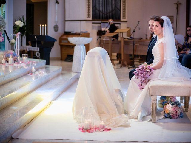 Il matrimonio di Samuele e Valentina a Fauglia, Pisa 27