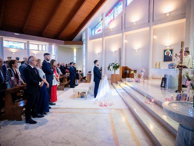Il matrimonio di Samuele e Valentina a Fauglia, Pisa 29