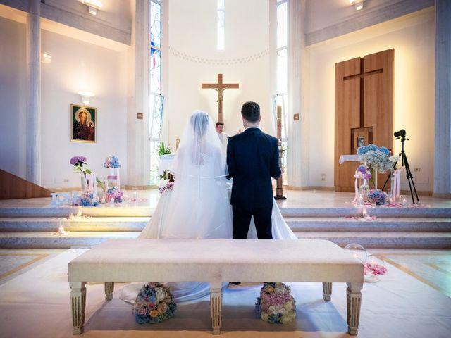 Il matrimonio di Samuele e Valentina a Fauglia, Pisa 30