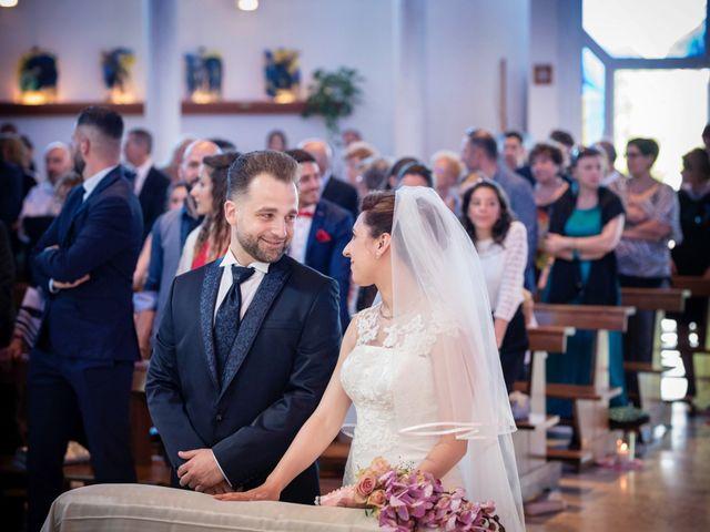 Il matrimonio di Samuele e Valentina a Fauglia, Pisa 32