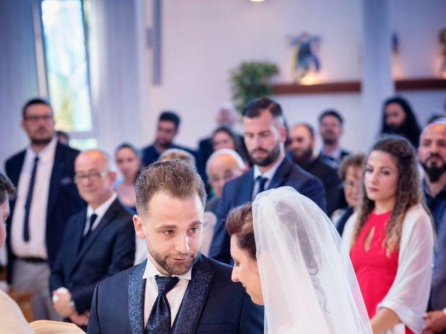 Il matrimonio di Samuele e Valentina a Fauglia, Pisa 34