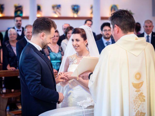 Il matrimonio di Samuele e Valentina a Fauglia, Pisa 35