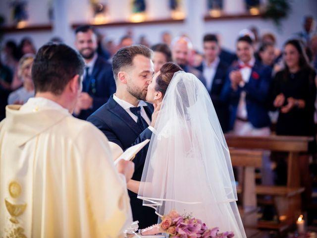 Il matrimonio di Samuele e Valentina a Fauglia, Pisa 36