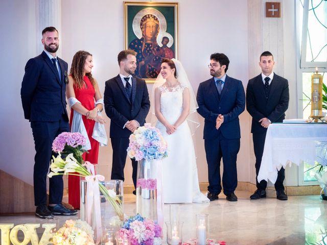 Il matrimonio di Samuele e Valentina a Fauglia, Pisa 37