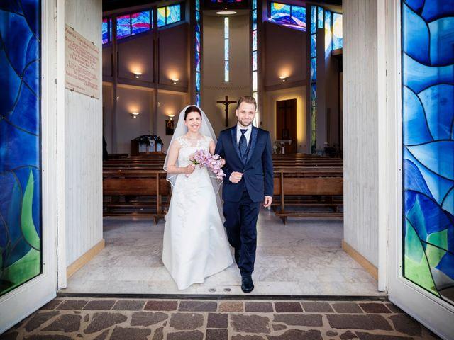 Il matrimonio di Samuele e Valentina a Fauglia, Pisa 40