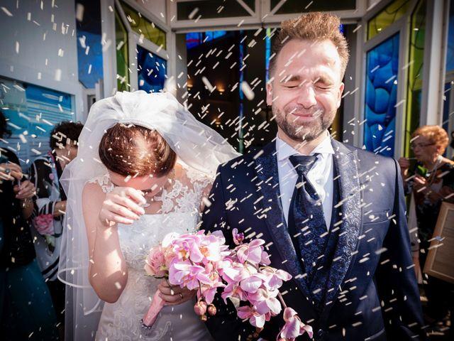 Il matrimonio di Samuele e Valentina a Fauglia, Pisa 41