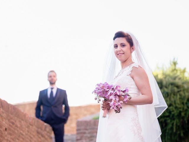 Il matrimonio di Samuele e Valentina a Fauglia, Pisa 42