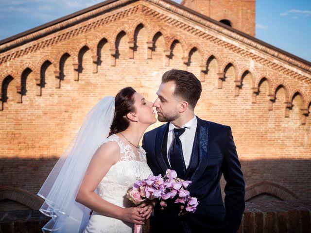 Il matrimonio di Samuele e Valentina a Fauglia, Pisa 45