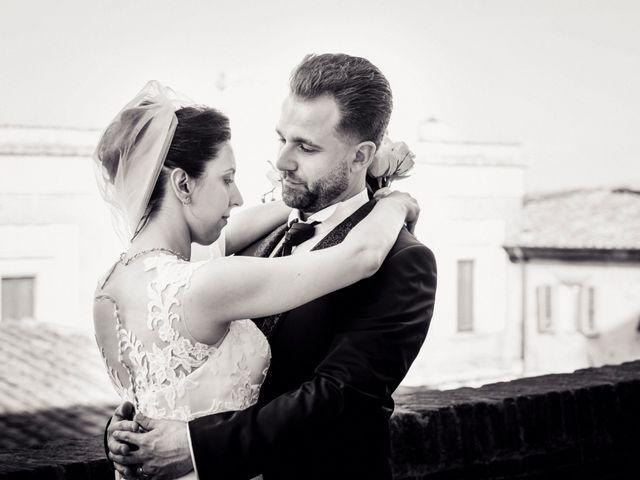 Il matrimonio di Samuele e Valentina a Fauglia, Pisa 46