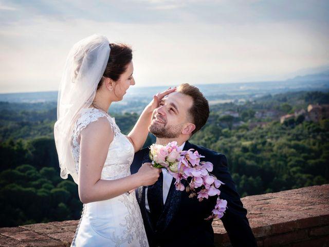 Il matrimonio di Samuele e Valentina a Fauglia, Pisa 49