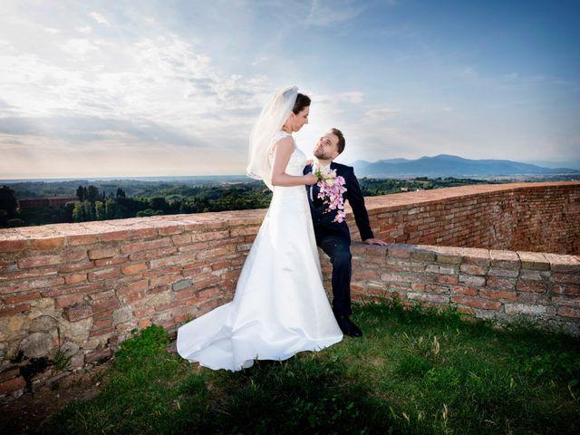 Il matrimonio di Samuele e Valentina a Fauglia, Pisa 50