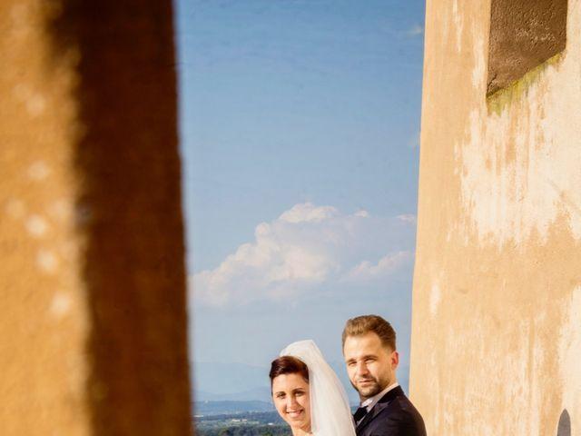 Il matrimonio di Samuele e Valentina a Fauglia, Pisa 51