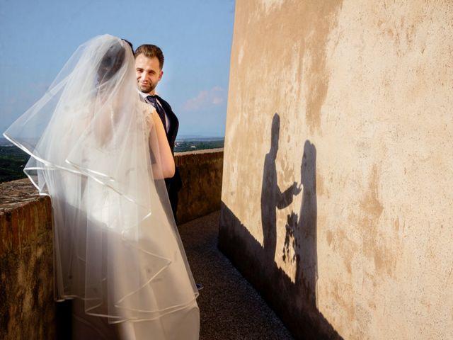 Il matrimonio di Samuele e Valentina a Fauglia, Pisa 52