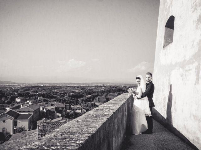 Il matrimonio di Samuele e Valentina a Fauglia, Pisa 53