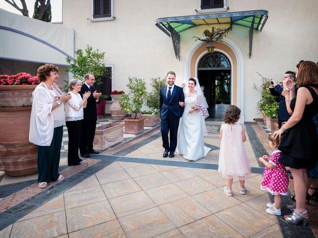 Il matrimonio di Samuele e Valentina a Fauglia, Pisa 56