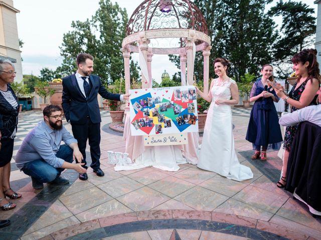Il matrimonio di Samuele e Valentina a Fauglia, Pisa 57