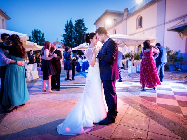 Il matrimonio di Samuele e Valentina a Fauglia, Pisa 60