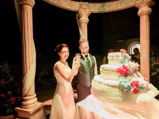 Il matrimonio di Samuele e Valentina a Fauglia, Pisa 63