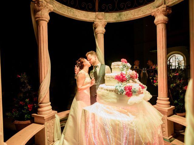 Il matrimonio di Samuele e Valentina a Fauglia, Pisa 64