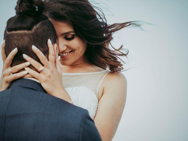 Le nozze di Marion e Andrea