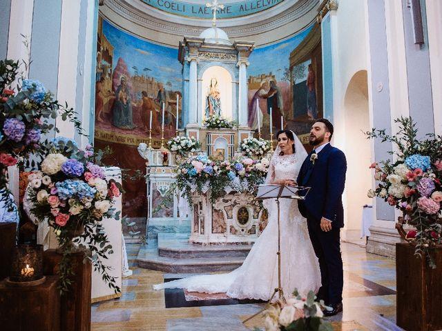 Il matrimonio di Christian e Francesca a Sant'Elia Fiumerapido, Frosinone 18