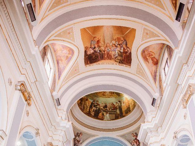 Il matrimonio di Christian e Francesca a Sant'Elia Fiumerapido, Frosinone 19