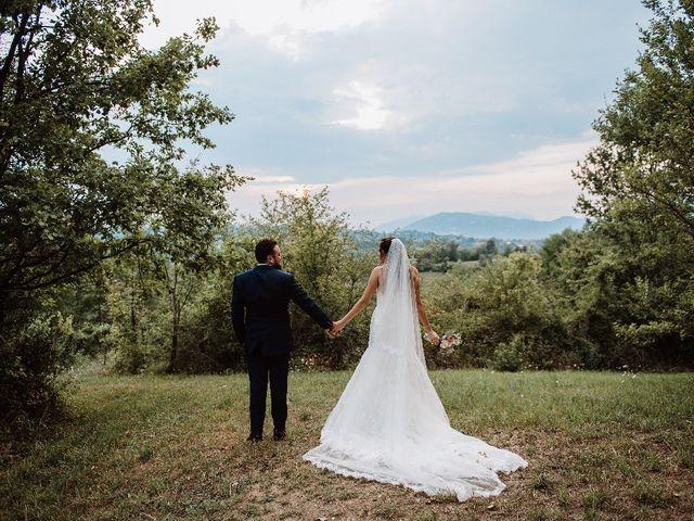 Il matrimonio di Christian e Francesca a Sant'Elia Fiumerapido, Frosinone 20
