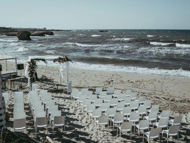 Il matrimonio di Andrea e Marion a Lecce, Lecce 2