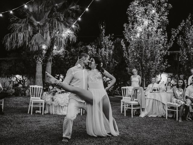 Il matrimonio di Andrea e Marion a Lecce, Lecce 32