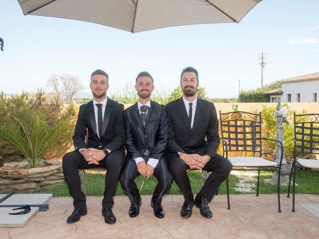 Il matrimonio di Stefano e Angela a Budoni, Sassari 30