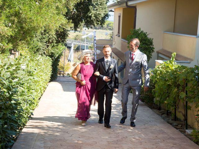 Il matrimonio di Stefano e Angela a Budoni, Sassari 31