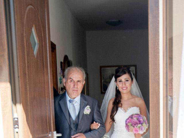 Il matrimonio di Stefano e Angela a Budoni, Sassari 34
