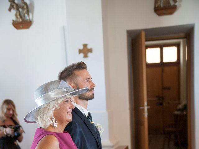 Il matrimonio di Stefano e Angela a Budoni, Sassari 35