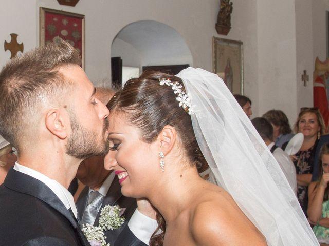 Il matrimonio di Stefano e Angela a Budoni, Sassari 37