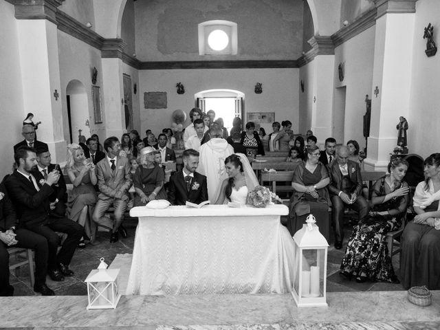 Il matrimonio di Stefano e Angela a Budoni, Sassari 43