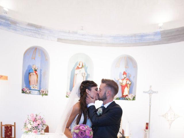 Il matrimonio di Stefano e Angela a Budoni, Sassari 45