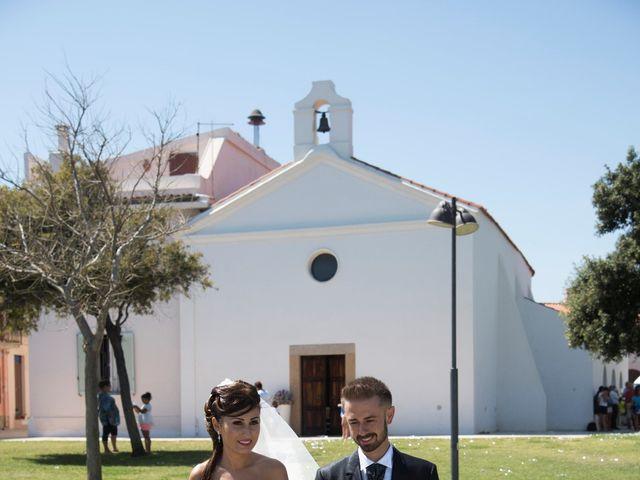 Il matrimonio di Stefano e Angela a Budoni, Sassari 49