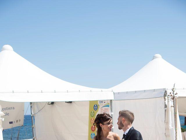 Il matrimonio di Stefano e Angela a Budoni, Sassari 50